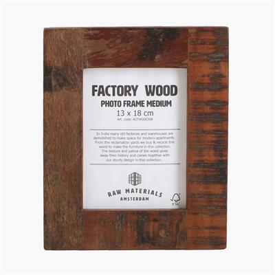 Factory photo frame medium