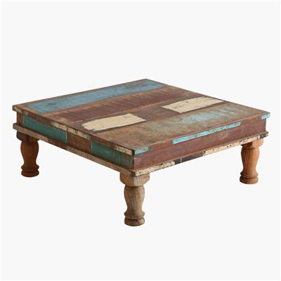 Scrapwood pata table large