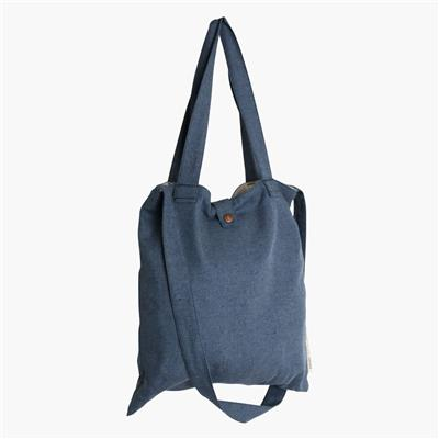Shoulder bag upcycled denim