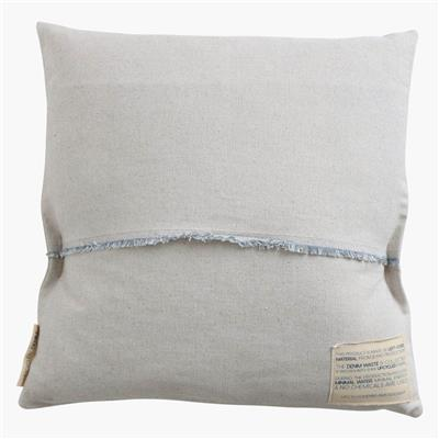 Cushion cover square cream