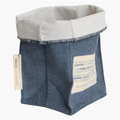 Plant/storage bag medium dark blue