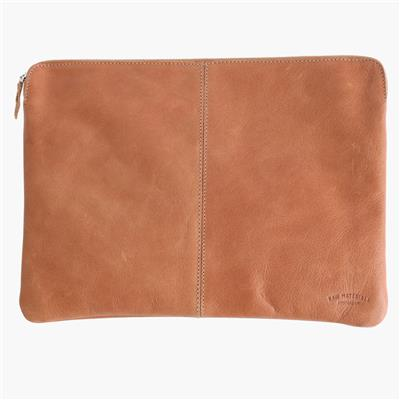 "Laptop sleeve 15"" camel"