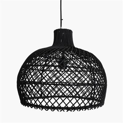 Maze lamp black small