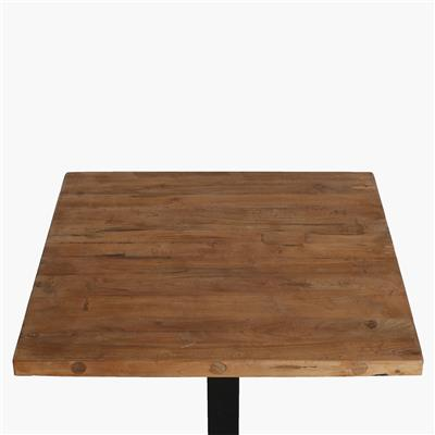 Loft table top natural 70x70 cm