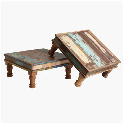 Scrapwood pata table small